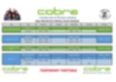 Cobra Timetable 2020 CARONA Reopening-pa