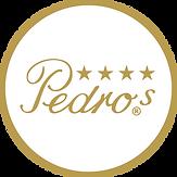 Pedros Logo weiss im Kreis.png