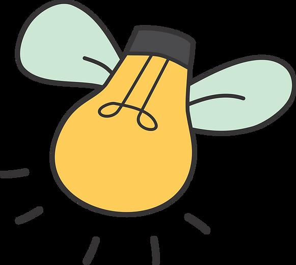 Vuurvlieg logo Kirsten Winnelinckx talen