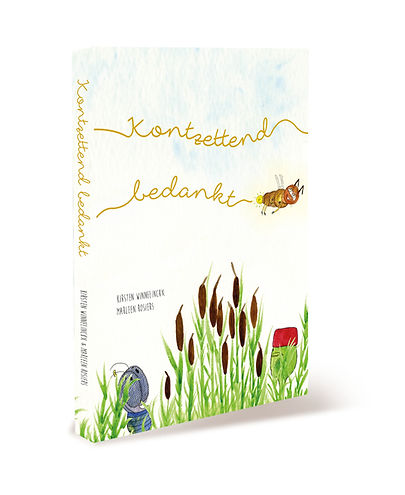 Kontzettend Bedankt Prentenboek Talenten Nederlands
