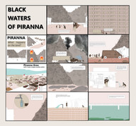 Black Waters Of Piranna
