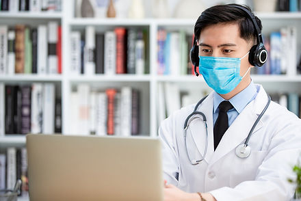 Doctor with mask and headphones.jpg