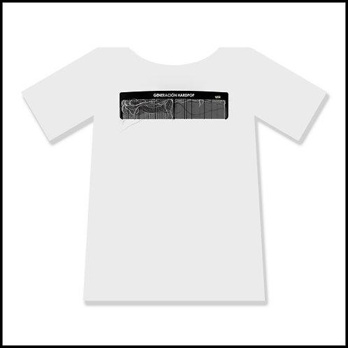 Camiseta Blanca - Peinamos Canas