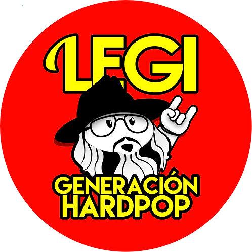 CHAPA GENERACIÓN HARDPOP