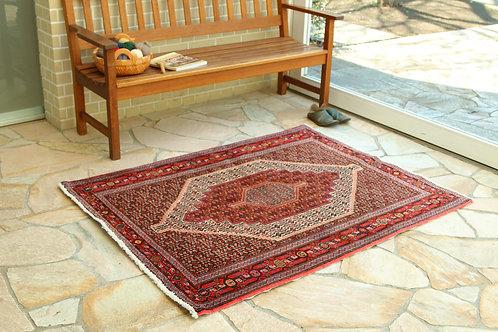 ペルシャ家庭織り絨毯(品番/tfg15724)