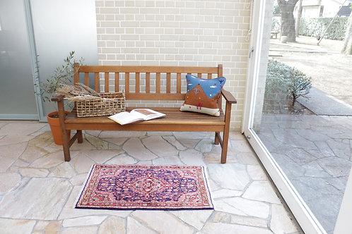 在庫◎ ペルシャ家庭織り絨毯(品番/tfg17512)
