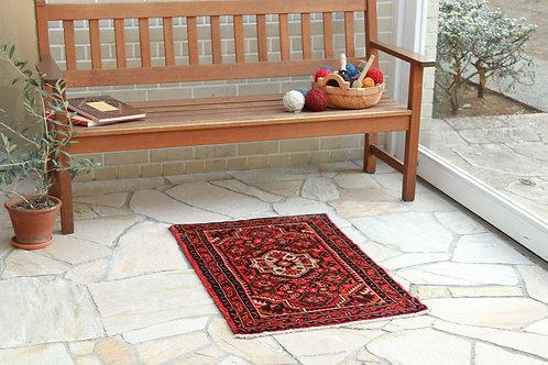 在庫◎ ペルシャ家庭織り絨毯(品番/tfg16494)