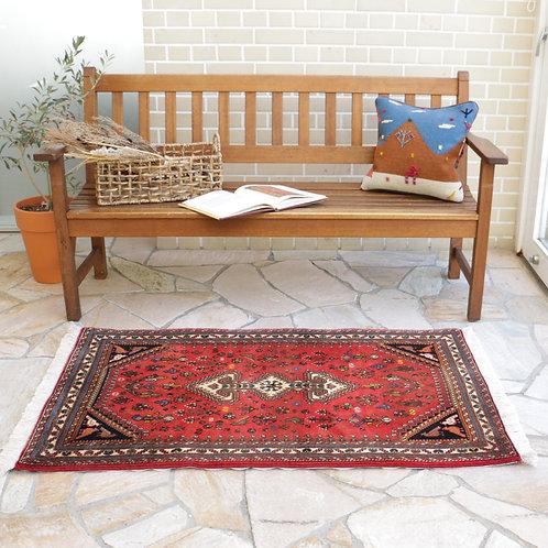 ペルシャ家庭織り絨毯(品番/tfg17435)