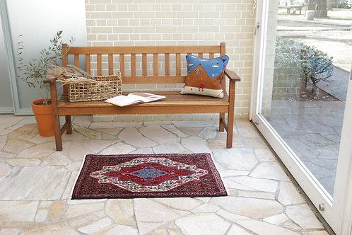 在庫◎ペルシャ家庭織り絨毯(品番/tfg16511)