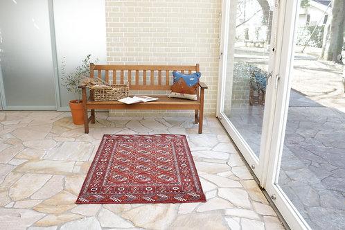 ペルシャ家庭織り絨毯(品番/tfg13524)