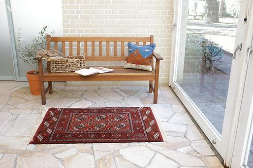ペルシャ家庭織り絨毯(品番/tfg13538)
