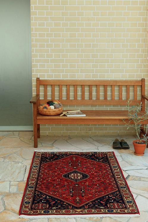 ペルシャ家庭織り絨毯