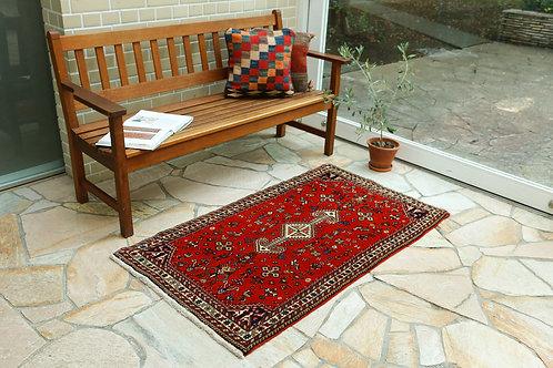 ペルシャ家庭織り絨毯(品番/tfg16502)
