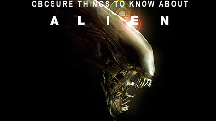 8 Things You Didn't Know About the ALIEN Series