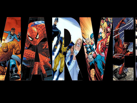 EVERYTHING YOU NEED TO KNOW                     ABOUT MARVEL