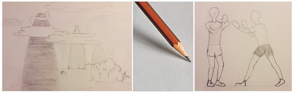 Miroukou atelier créatif et inspiré articles de papeterie et illustrations Séverine Vos