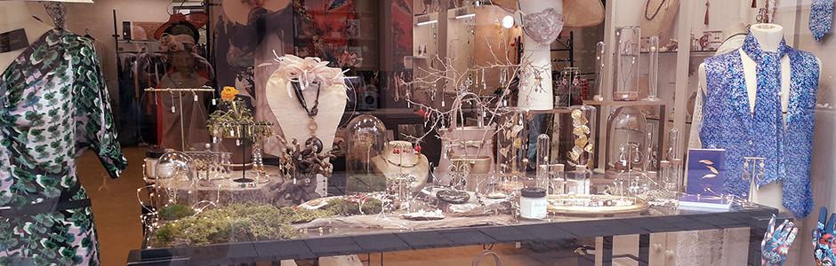 Boutique Sophie Peirani Strasbourg bijoux miroukou carnets