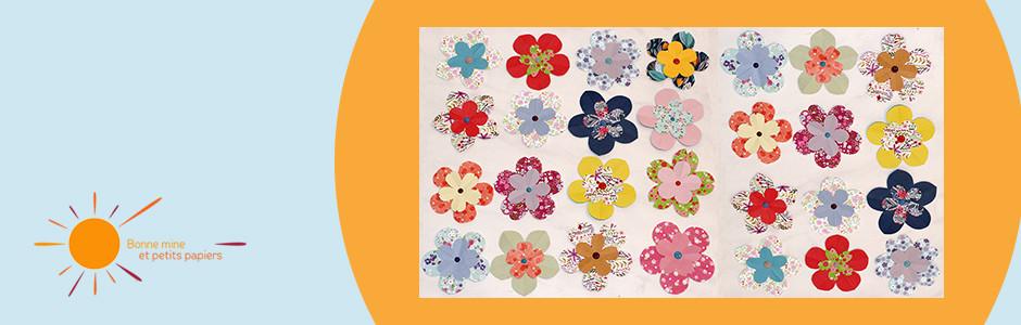 Origamis... fleuris