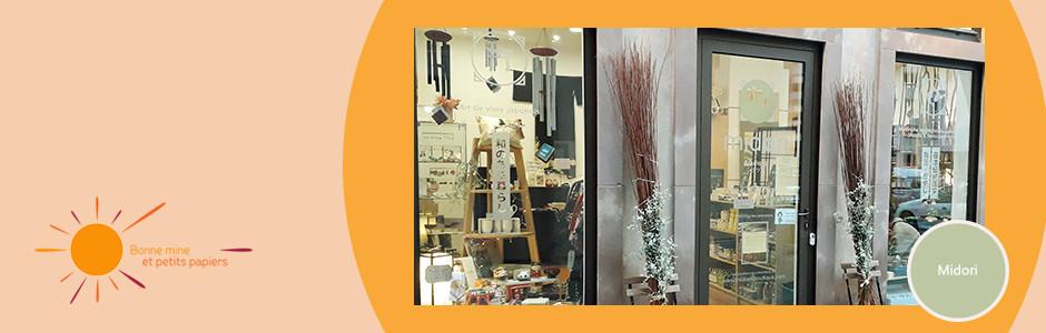 Boutique Midori Japon Strasbourg