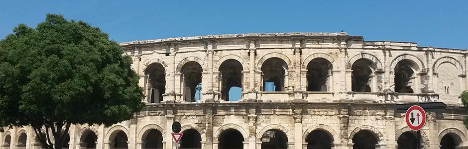 Trek en Petite Camargue ville de Nîmes