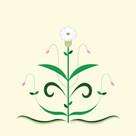 La fleur sauvage des prés