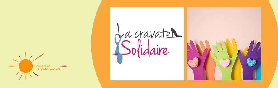 Action positives Cravate Solidaire Bénévolat France