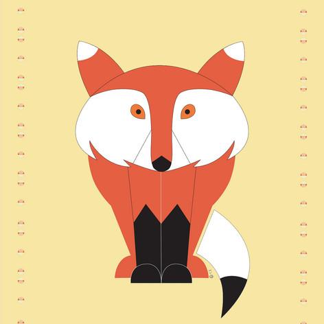 Le renard sage