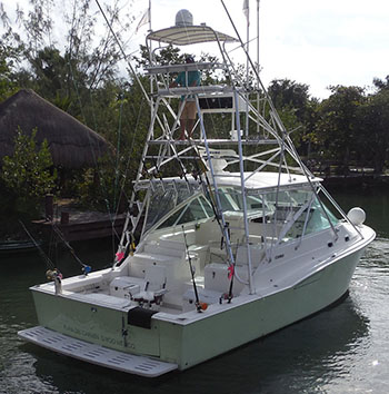 35' Cabo Express