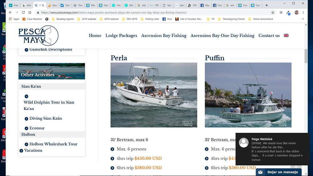 fishing booker lies