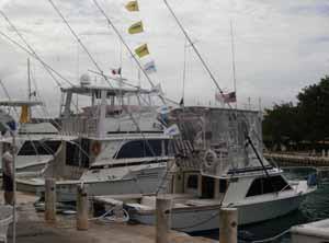 Playa del Carmen Fishing Charter Boats