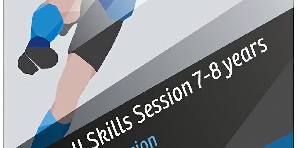 Football Skills Session, ages 7-8 years
