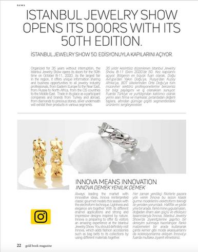 Gold Book Magazine