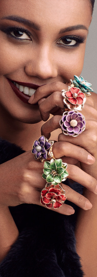 Innova Jewellery Electroform Rings