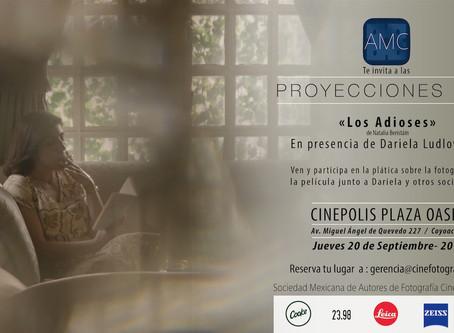 AMC presenta Los Adioses