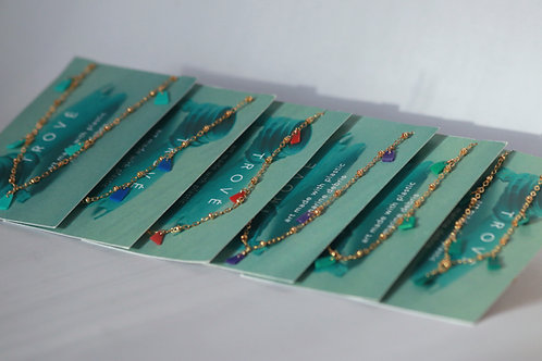 Microplastic Necklace