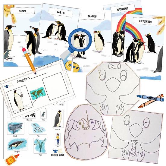 Penguin Kit Black & White series (2 of 4)