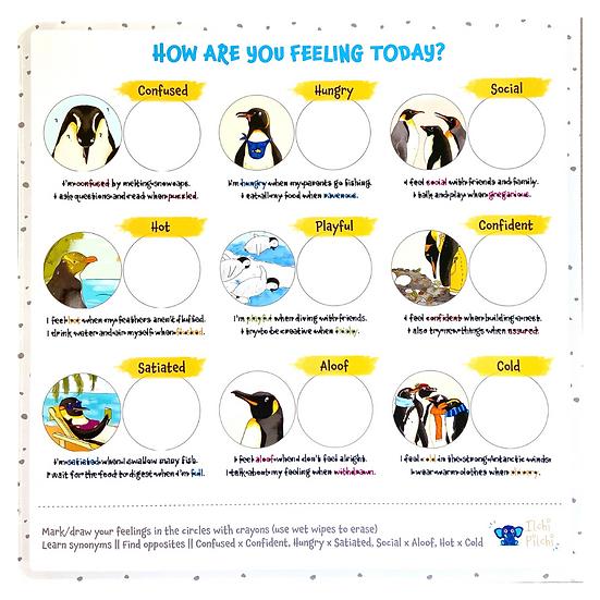 Mood Chart (Penguin)