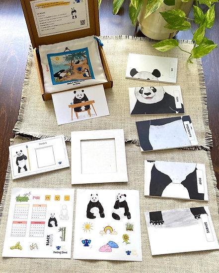 Panda Kit: Black & White series (1 of 4)
