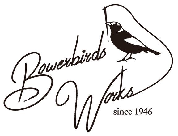 Bowerbirds works ロゴ