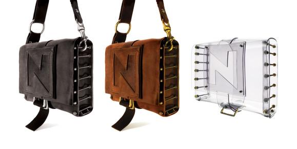 Industrial Strength Messenger Bags