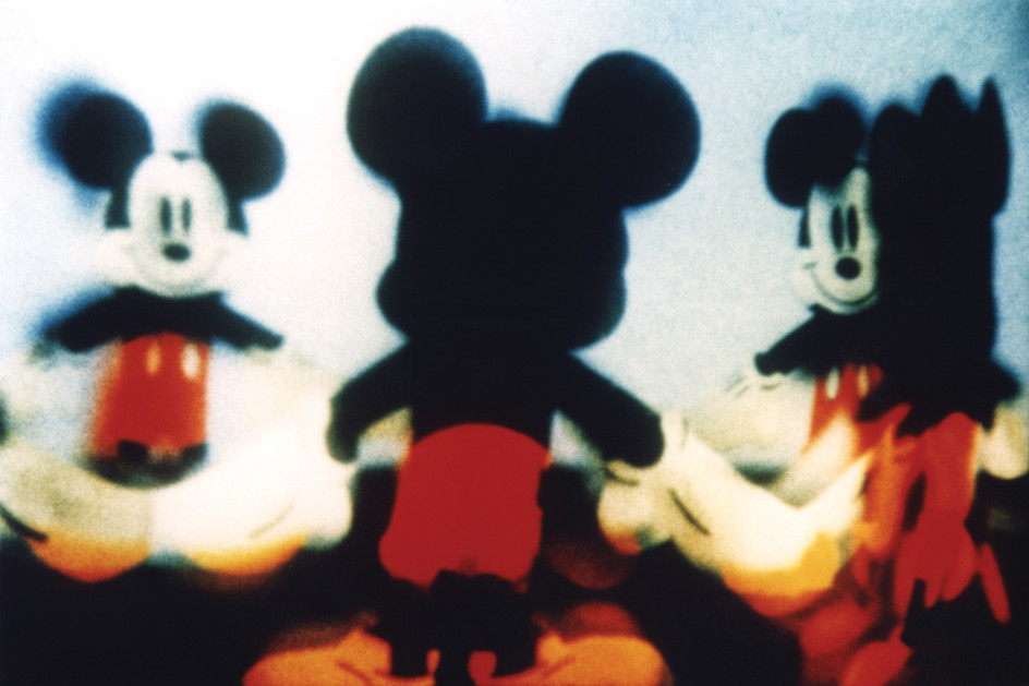 UFO Mickey