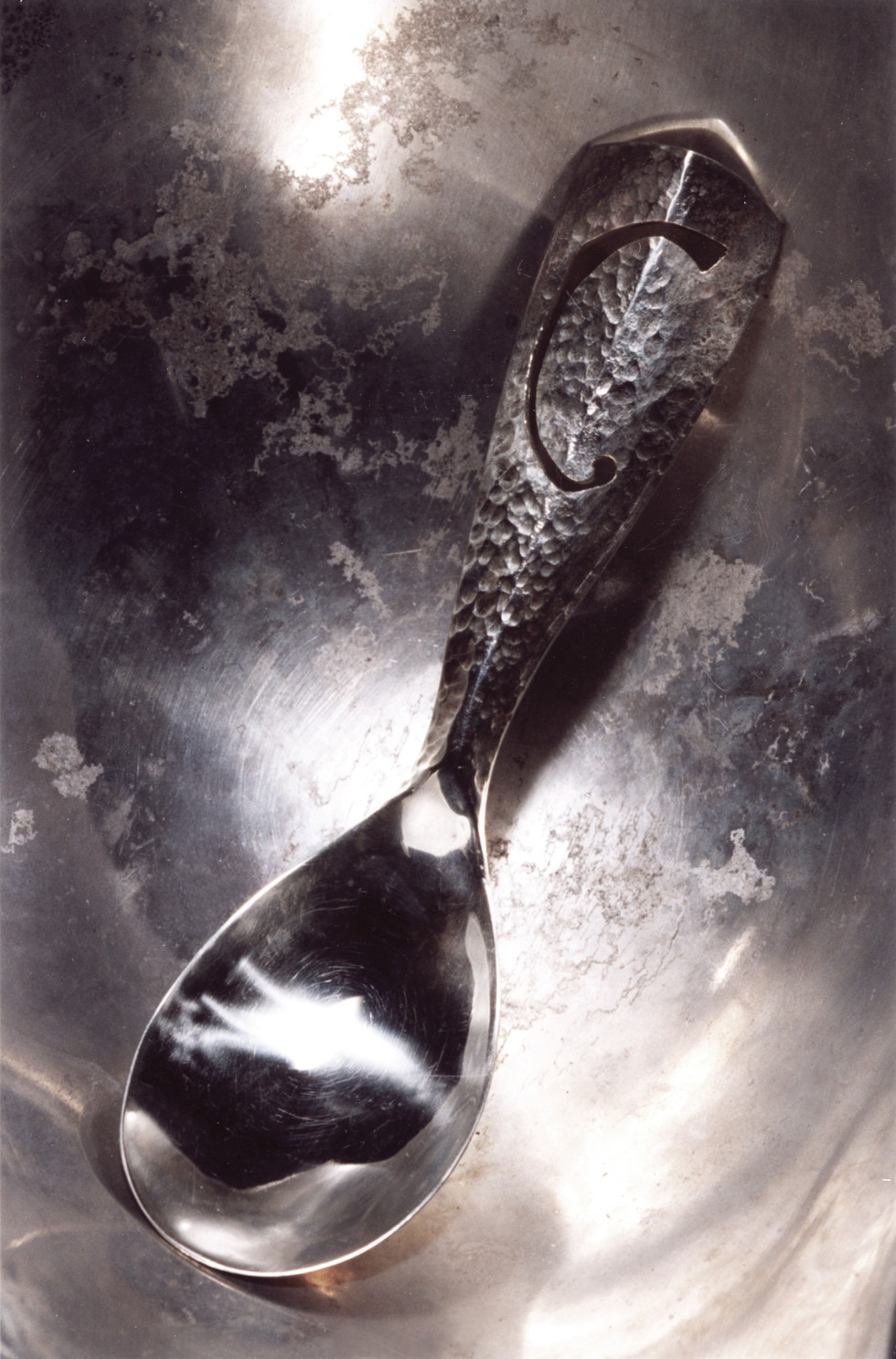 Silver C Spoon