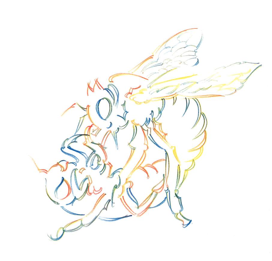 Vengeful Bee