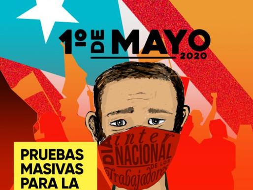 Sindicatos conmemorarán el Día Internacional de la Clase Trabajadora