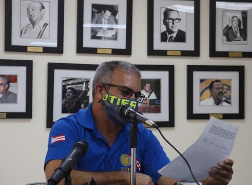 Le piden cuenta a los candidatos a la gobernación sobre la AEE
