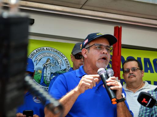 José Ortiz impide trabajos de la Cámara de Representantes en Costa Sur