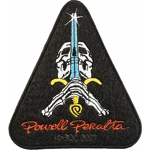 Powell Peralta [ パウエル ] Skull & Sword Patch ワッペン