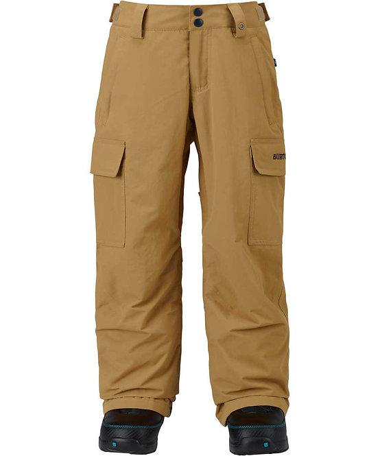 BURTON バートン 1718モデル Boys' Exile Cargo Pant (Kelp) ボーイズ キッズ 子供 ウェア