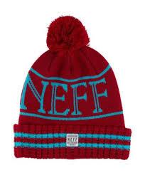 NEFF [ネフ] EVAN BEANIE / MAROON ビーニー 帽子 ニット