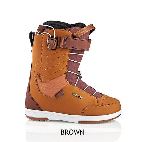 DEELUXE ディーラックス 1516モデル [ RAY LARA  TF ] BROWN レディース ブーツ